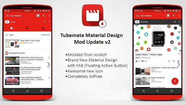 TubeMate TubeMate New Version