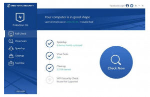 Download 360 Total Security 9.0.0.1157 2017