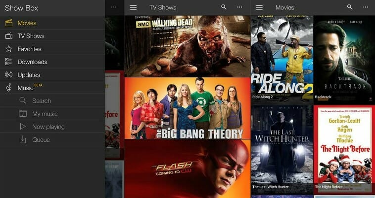 Showbox APK Download Android
