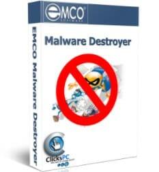 EMCO Malware Destroyer 2018 Free Download