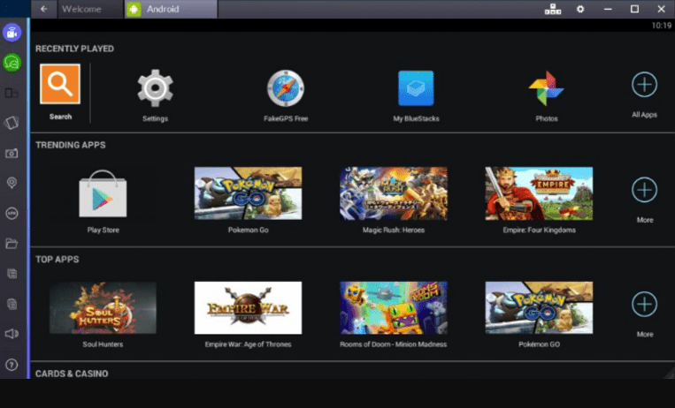 Bluestacks 2021 Latest Version Download for Windows 10/8/7