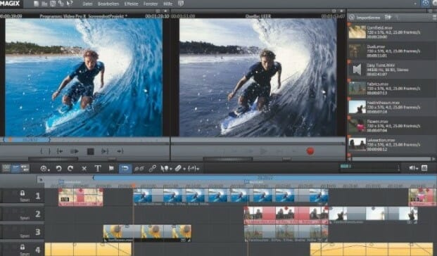 Magix Video Pro X 2018 Download