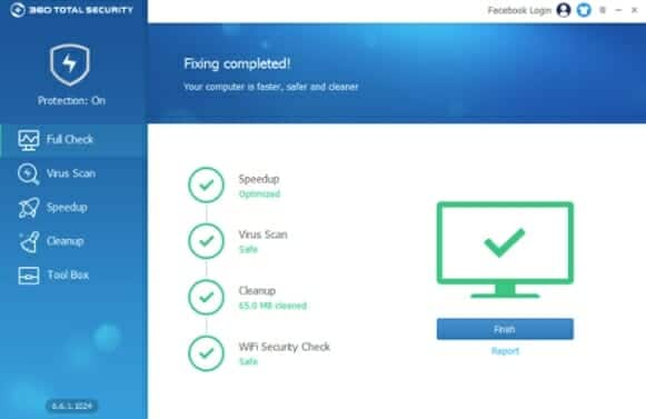 360 Total Security 2018 Free Download
