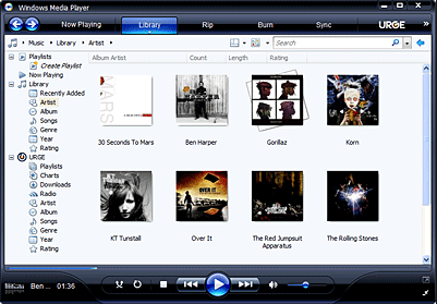 Windows Media Player 11 Download
