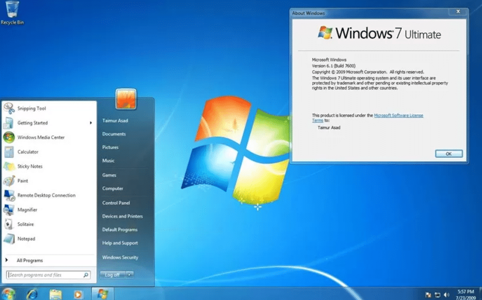 Windows 7 Ultimate ISO dowload2